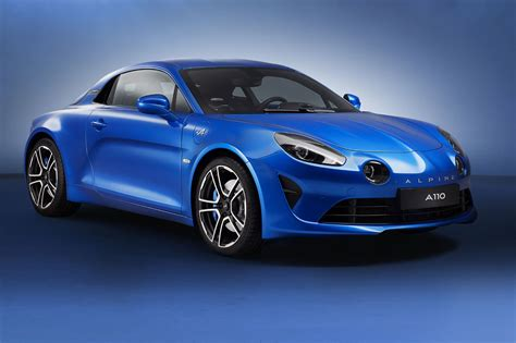 Car News by Alpine A110 Specs And Prices By Car Magazine
