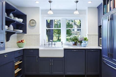 blue kitchen cabinet 29 best blue kitchen cabinet ideas