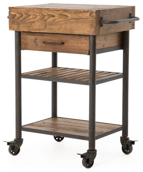 rustic kitchen islands and carts kershaw rustic reclaimed wood iron kitchen island cart rustic kitchen islands and kitchen