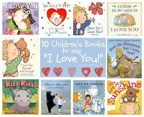mothers day picture books children s books to say i you