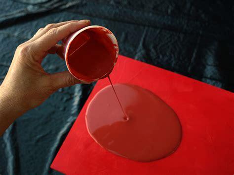 enamel acrylic paint on canvas how to make acrylic paint look like enamel nancy reyner