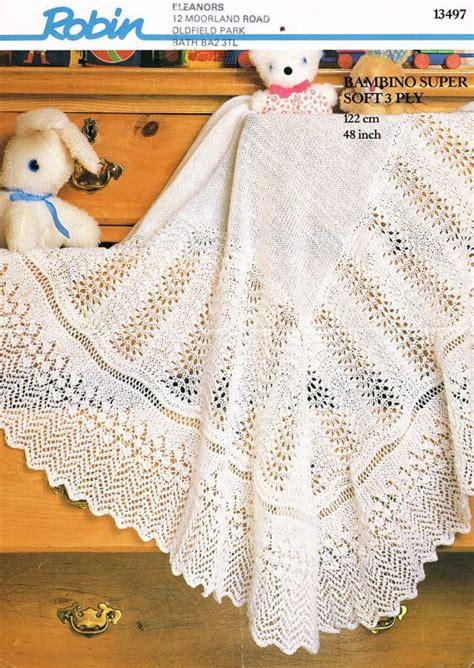 vintage shawl knitting patterns vintage baby shawl knitting patterns crochet and knit
