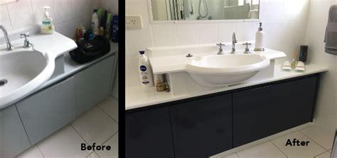 bathroom vanity gold coast renew bathrooms and kitchens gold coast
