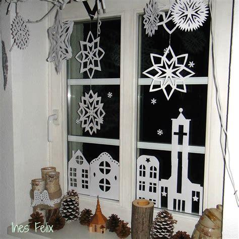 Fensterbilder Weihnachten Selbstklebend Groß by Ines Felix Kreatives Zum Nachmachen Weihnachts