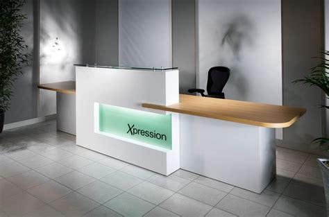 reception desk design office furniture modern magazin