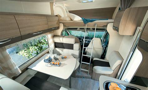 Motorhome Garage Plans camping car capucine chausson les mod 232 les capucines de