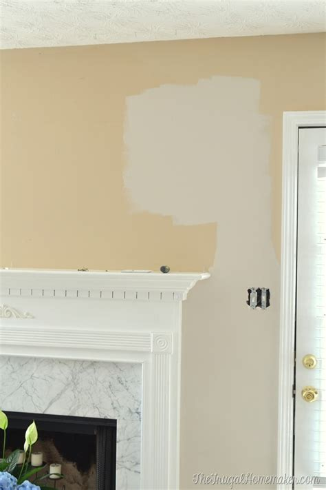 behr paint color wheat bread new paint in the living room