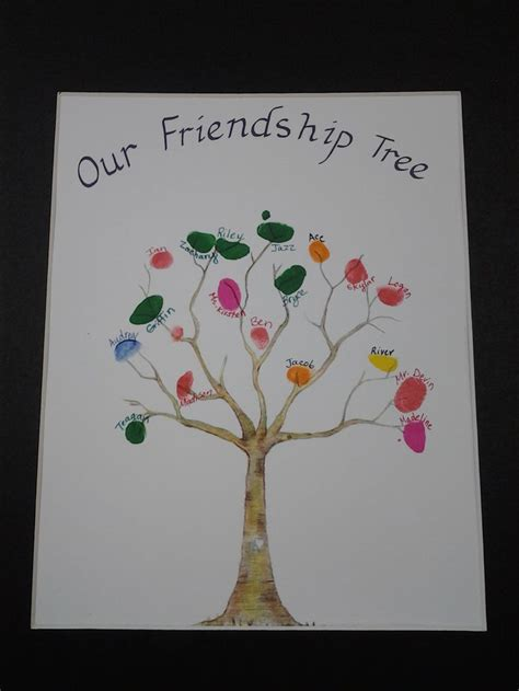 crafts projects for preschool friends theme crafts