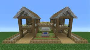 how to make a small house minecraft tutorial how to make a small survival house 5
