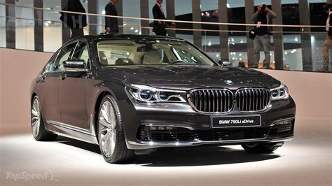 Bmw 7 Series by 2016 Bmw 7 Series Review Top Speed