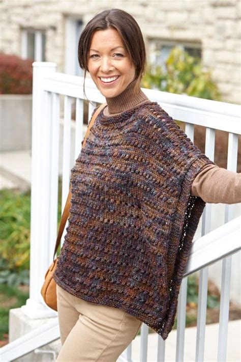 how to knit a poncho pin by judith baer on knitting poncho via