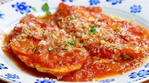 pechugas de pollo en salsa de tomate cocina casera y facil - Cocinar Pechugas De Pollo En Salsa