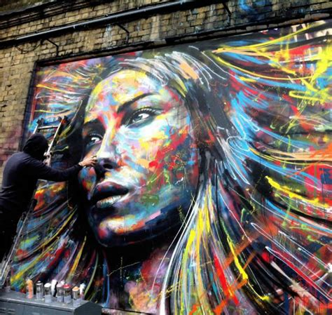 spray painting in realistic spray painting