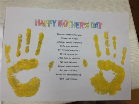 mothers day craft for 18 best photos of s day crafts