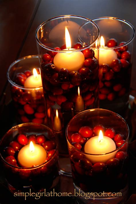 floating candle centerpiece simple floating candle advent centerpiece