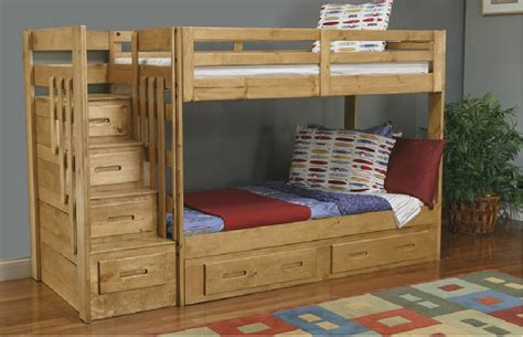 build bunk bed stairs blueprints for bunk beds with stairs
