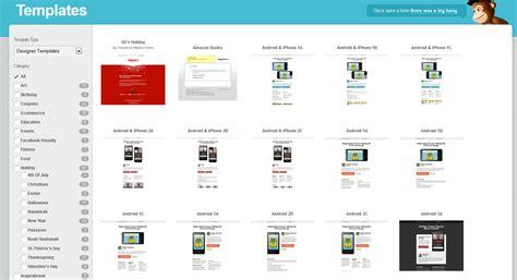 mailchimp templates sitevalley web hosting blog