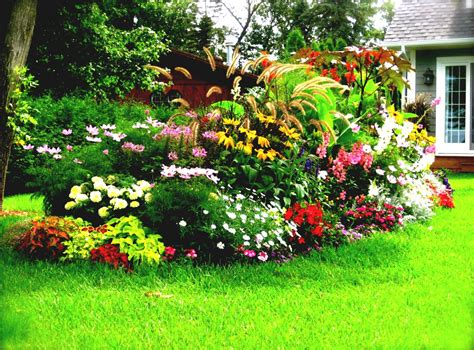 flower garden landscaping ideas beautiful garden flower landscaping design ideas to
