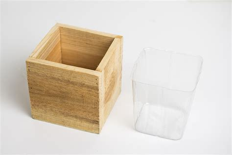 planter box liner handmade wood planter boxes with liner 4in square