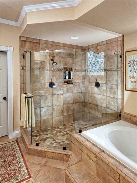le carrelage beige pour salle de bain 54 photos de salles de bain beiges archzine fr