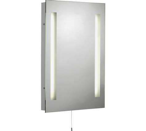 bathroom mirror with shaver point buy collection bathroom mirror with shaver point at argos