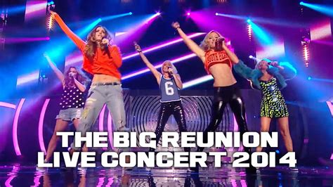 the big reunion thing on top the big reunion live concert
