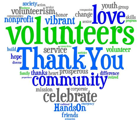 volunteer craft projects volunteer appreciation themes and quotes quotesgram