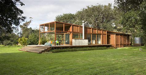 wooden nz great barrier house new zealand crosson clarke