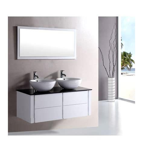 frais meuble salle de bain avec vasque a poser 45 pour votre dalle de sol de salle de