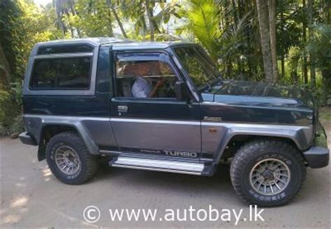 Daihatsu Rocky For Sale by Daihatsu Rocky For Sale Buy Sell Vehicles Cars Vans