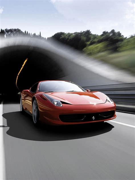 Car Wallpaper Portrait by Cars 458 Italia Supercar Iphone Hd