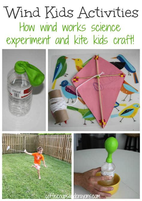 science craft for kite activities for preschoolers images