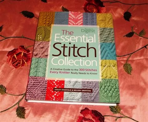 knitting stitch dictionary if you only buy one stitch dictionary yellow cat