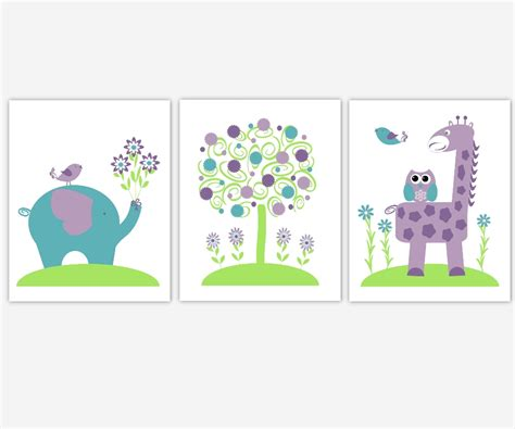 20 best canvas prints for baby nursery 20 best safari canvas wall wall ideas