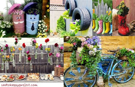 outdoor crafts 14 diy gardening ideas to make your garden look awesome in