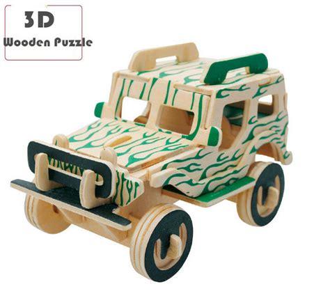 kits wholesale wholesale 3d wooden puzzle car series model building kits