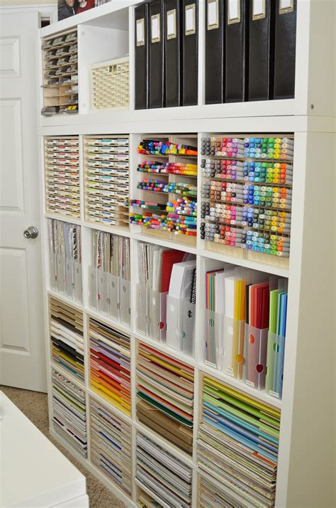 paper craft storage jeanne s paper crafts an update and a re