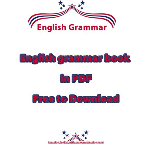 free picture book pdf learning basic grammar pdf book free