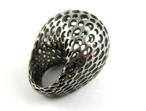 3d printer jewelry amazing 3d printed jewellery girly design