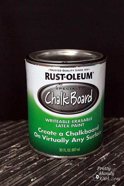 chalkboard paint rustoleum how to make a smooth chalkboard wall for imperfect walls