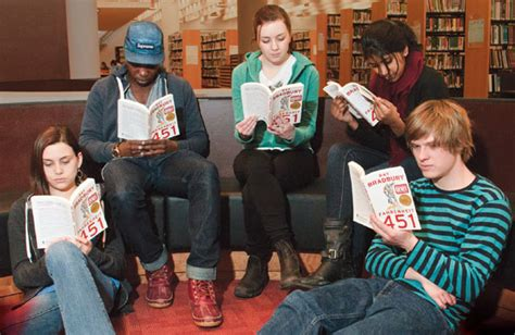 picture books for high school students toronto review one book fahrenheit 451 what s on