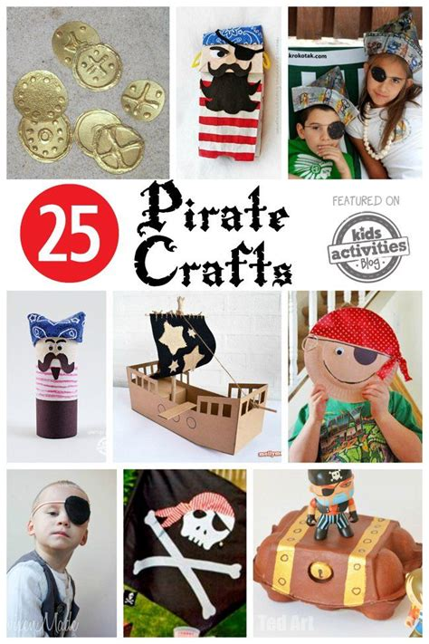 pirate craft ideas for 25 unique pirate crafts ideas on pirate theme