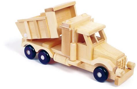 woodworking toys wooden sand tipping lorry children s toys