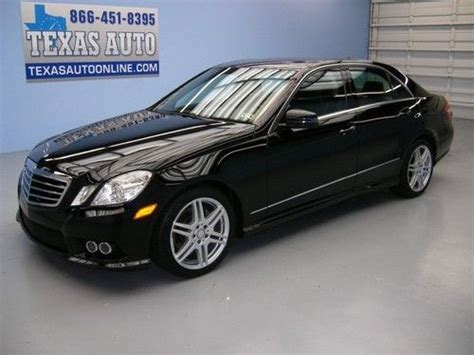 Mercedes Financial Services Phone Number by Find Used We Finance 2010 Mercedes E350 Sport Roof