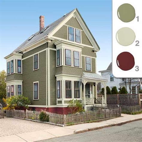 paint colors for exterior house trim picking the exterior paint colors exterior