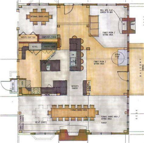 schematic floor plan hybrid timberframe building