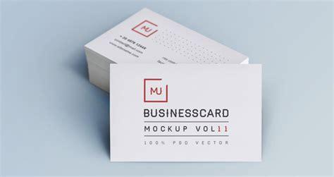 psd business card mock up vol11 psd mock up templates