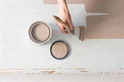 chalk paint how to diy chalk paint tutorial fresh american style