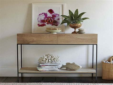 foyer table ikea decorating the hallway with console tables design