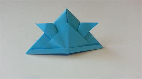 origami samurai hat origami samurai helmet